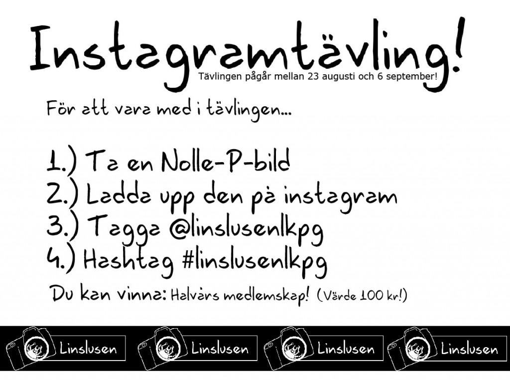 Instagramtävling 2015